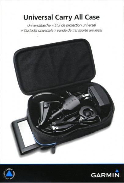 Garmin  Universal Carry All Case for Garmin DriveSmart 61 LMT-D