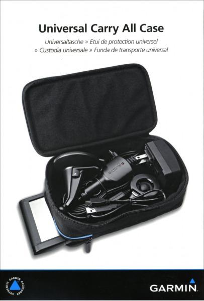 Garmin  Universal Carry All Case for Garmin nüvi 2547LMT