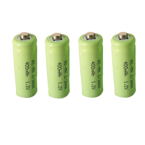 4x battery for Hagenuk iDect X11